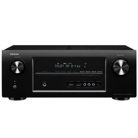 [Bundle] Denon AVR-2113 schwarz + Jamo S 606 HCS3 schwarz für 799€ frei Haus @redcoon