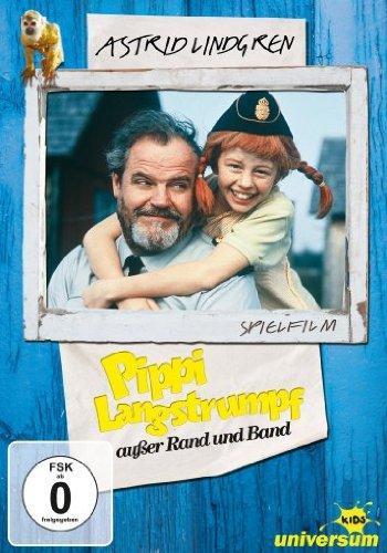 Amazon: Pippi Langstrumpf DVD für 6,97€ inkl. Gratis-Koffer im Wert von 9,99€
