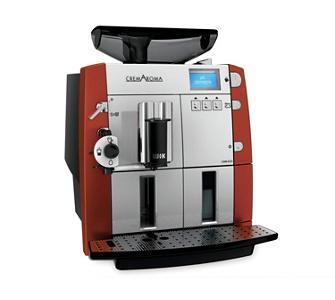 [Plus.de] Plus des Tages (also nur heute und so lange Vorrat reicht): WIK 9752.M2.rot Kaffeevollautomat CremAroma