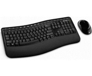 [getgoods] Microsoft Comfort Curve Desktop 5000 schnurlose Tastatur