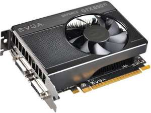 Grafikkarte EVGA GeForce GTX 650 Ti 1024 MB