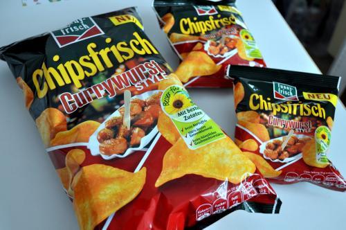 Funny Frisch - Chipsfrisch - 175gr. versch. Sorten Lidl am 25.05. für 0,99€ offline