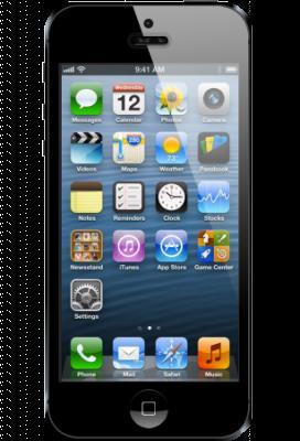 Iphone 5 16 GB mit AllNetFlat von Base für 35 €/Mon