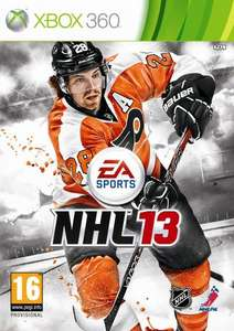NHL13 für xbox360 @amazon WHD