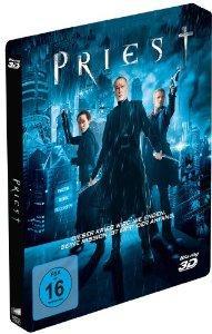[BLU RAY] Reduzierte Steelbook Editions (z.B. Priest 3D, District 9, Terminator 3) @ Amazon.de ab 8,97 EUR