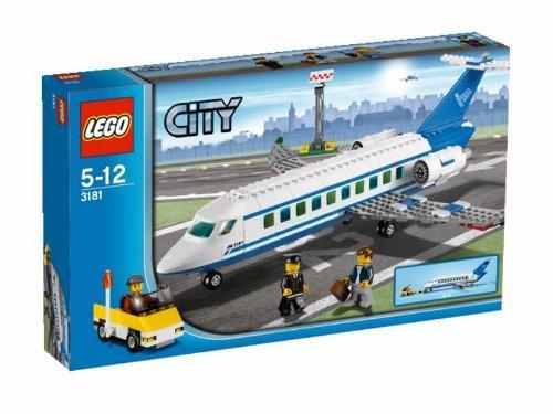 Lego City Passagierflugzeug (3181) für nur 22,49 EUR inkl. Versand