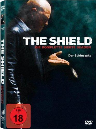 The Shield - Season 7 für 12,97 + 5 Versand [amazon.de]
