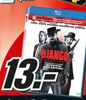 [LOKAL Berlin??] Django Unchained BluRay für 13€ @MediaMarkt