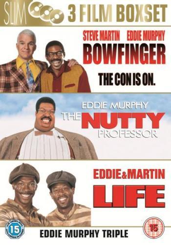 3 Film Boxset mit Eddie Murphy bei zavvi für 4.99 €