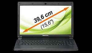 NOTEBOOK 15.6 -  MEDION AKOYA P6635  i5-3210M - NVIDIA GT630 - 4GB - WINDOWS 7