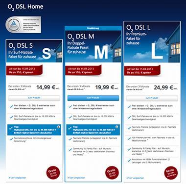 o2 DSL 16.000 kbit/s 3 Monate für effektiv 11,65 € monatlich; nur 1 Monat Mindestvertragslaufzeit + WLAN Router