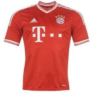 adidas Bayern Munich Home Shirt 2013 2014