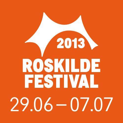 Roskilde Festival 2013: 4 Tickets zum Preis von 3!