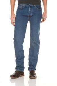 Levi's Jeans 501 - 0114 Regular Fit stonewash [jeans - direct]
