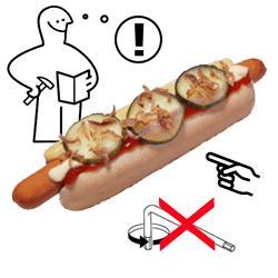 Fußballfutter? ... dein IKEA-Partypaket : 60 HOT DOGS