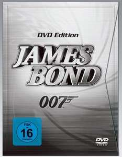 James Bond 007 DVD Edition