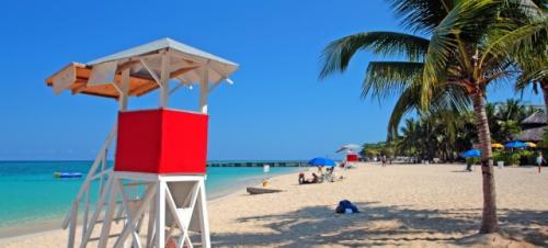 Hin und Rückflug von Frankfurt nach Jamaica für 281€