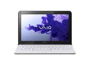 Sony Vaio SVE1112M1EB.G4 29,5 cm (11,6 Zoll) Notebook - Warehouse Deals