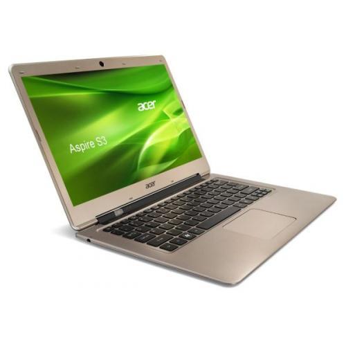 Acer Aspire S3-391-33214G12add Ultrabook i3-3217U 128GB SSD Win8