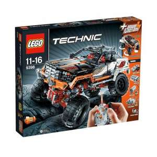LEGO Technic 9398 - 4X4 Offroader @AmazonWHD - wie neu (& 8110 Unimog)