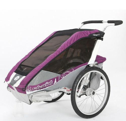 Fahrradanhänger Chariot Cougar 1 Purple