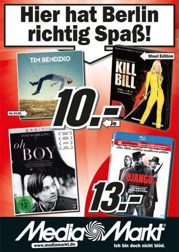 Django Unchained Blu Ray Media Markt Berlin 13 Euro