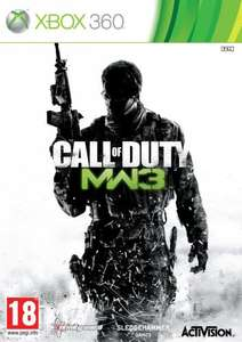 Call of Duty: Modern Warfare 3 (Xbox 360) * UK-Import * gebraucht