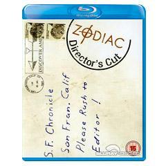 Blu-Ray - Zodiac (Director's Cut) für €6,93 und mehr... [@WowHD.co.uk (15 Prozent Rabatt Aktion)]