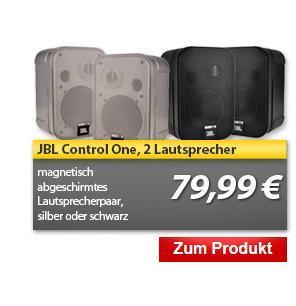 JBL Control One Lautsprecher-Paar