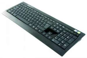 Amerry Mini-PC im Tastaturformat 4GB 500GB o.B.