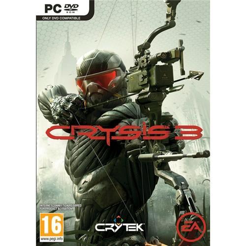 PC DVD-ROM - Crysis 3 für €11,07 [@Zavvi.com]