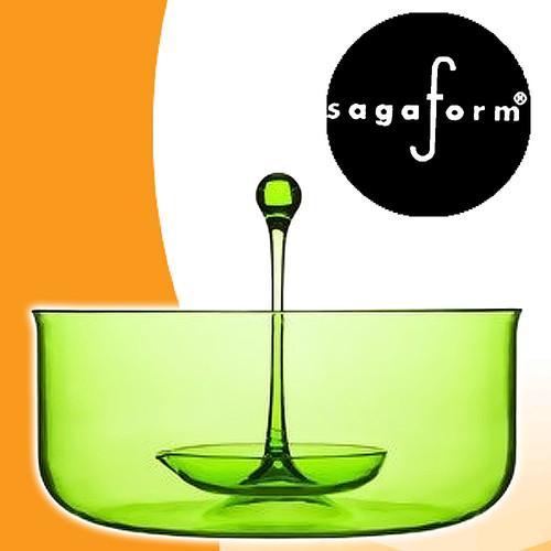 SAGAFORM Bowleset mit Schöpfer für nur 12,99 EUR inkl. Versand