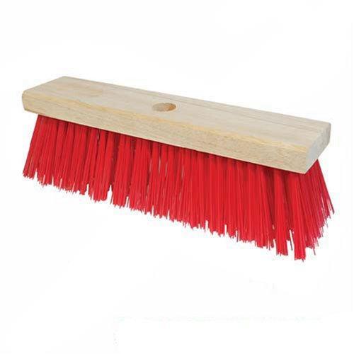 Roter PVC Besenkopf Silverline 245081 für nur 4,16 EUR inkl. Versand