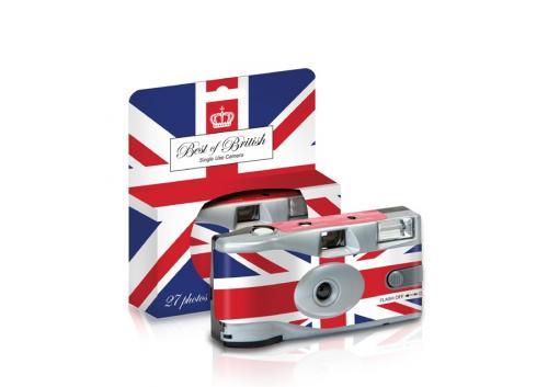 10er Pack Einweg-Kameras (27 Bilder, Blitzlicht) für €18,87 [@Mymemory.co.uk]