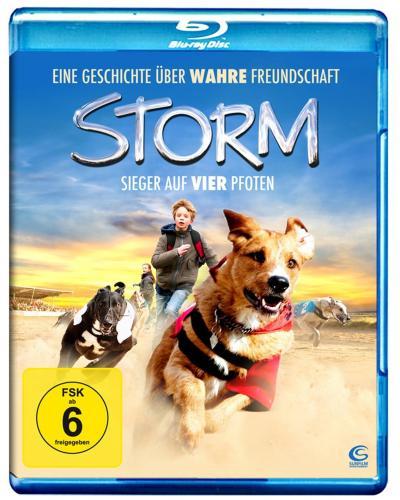 Storm - Sieger auf 4 Pfoten [Blu-ray] für nur 4,97 EUR inkl. Versand