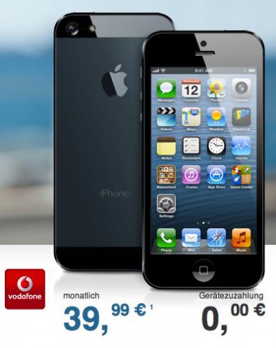 [preis24.de] Base All-in 35€ (bzw.33€), VF Red M für Alle 39.99€ mit iPhone 5 für 0€