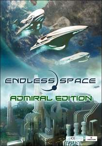[Steam] Endless Space: Admiral Edition