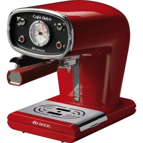 Ariete Cafè Retro Siebträgermaschine für 105,29 @Amazon.it