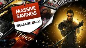 [STEAM] Massive savings Square Enix Titles