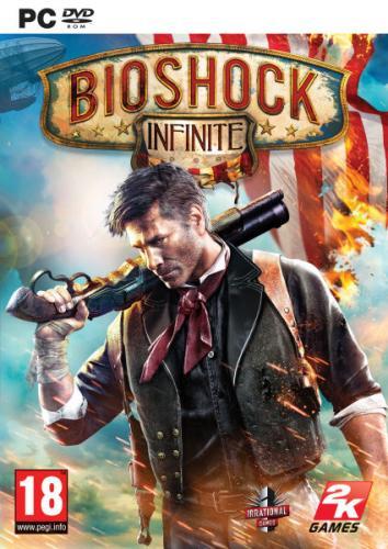 Bioshock Infinite - DVD-ROM für PC