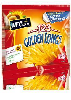 10x McCain 1-2-3 Goldenlongs (1000g) bei Netto Markendiscount für effektiv 10,48€