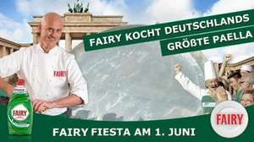 Regional -Berlin 01.06.2013 Villarriba in Berlin  - Gratis Paella für ALLE !!!