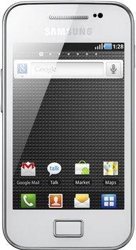 [lokal HH&Umgebung] Mediamarkt - Samsung Galaxy Ace weiß oder schwarz