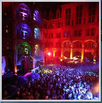 [o2more - Nur für o2 Kunden] für 3 Events CSD-RathausClubbing , Fleetwood Mac und Rod Stewart