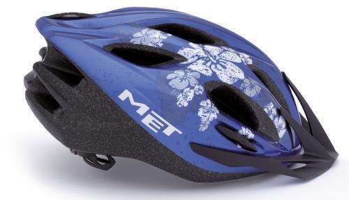 Fahrradhelm MET Road Xilo lila Gr. 52-57