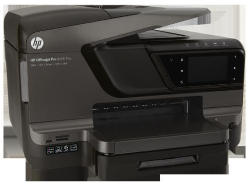 [LOKAL HB] HP Officejet Pro 8600 Plus