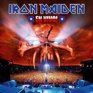 Iron Maiden - En Vivo! (2CD) @WOWHD