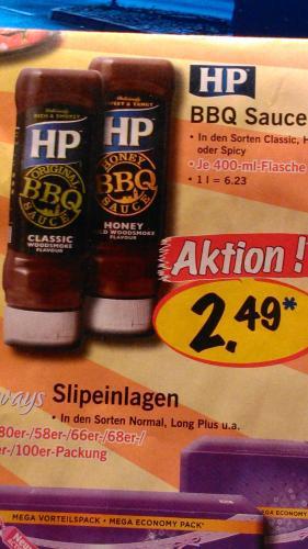 HP BBQ bei Lidl