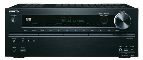 Onkyo TX-NR616 7.2 Netzwerk AV-Receiver für Apple iPhone/iPod (HD-Audio, 3D Ready, RDS, USB 2.0, 160 W/Kanal) schwarz @Amazon Blitzangebot