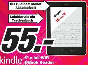 [lokal] Media Markt Krefeld Kindle 55€